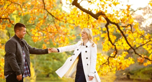 Engagement Photography NYC-Autumn in New York 05