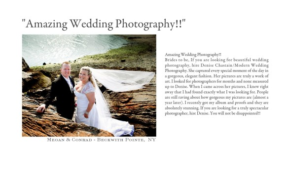 Reviews for Modern Wedding Photography