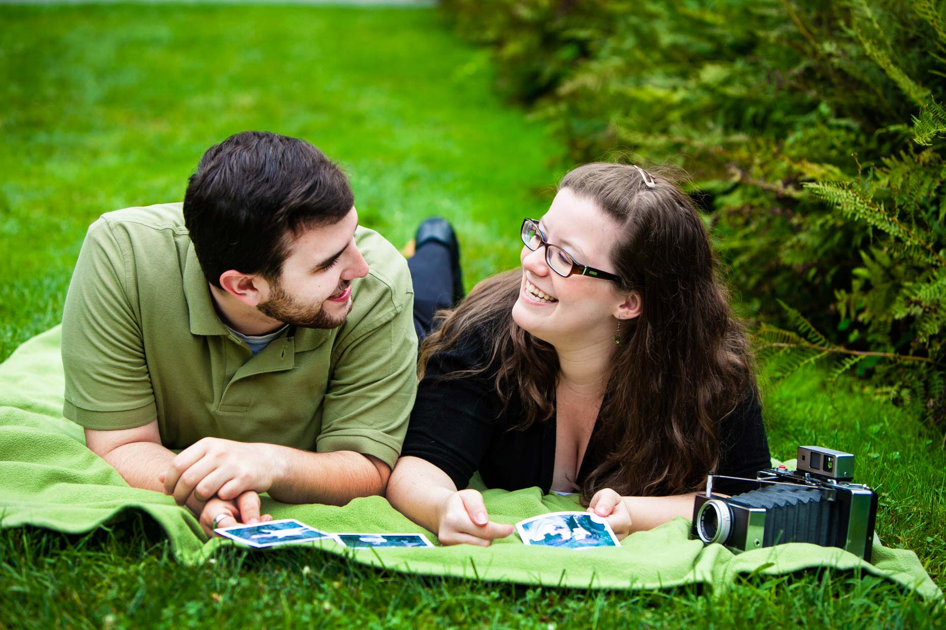 Old Westbury Gardens Engagement Shoot- Christine and Ben