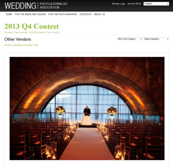 New York City Wedding Photographers WPJA