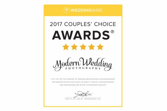 WeddingWire-Couples Choice Awards 2017