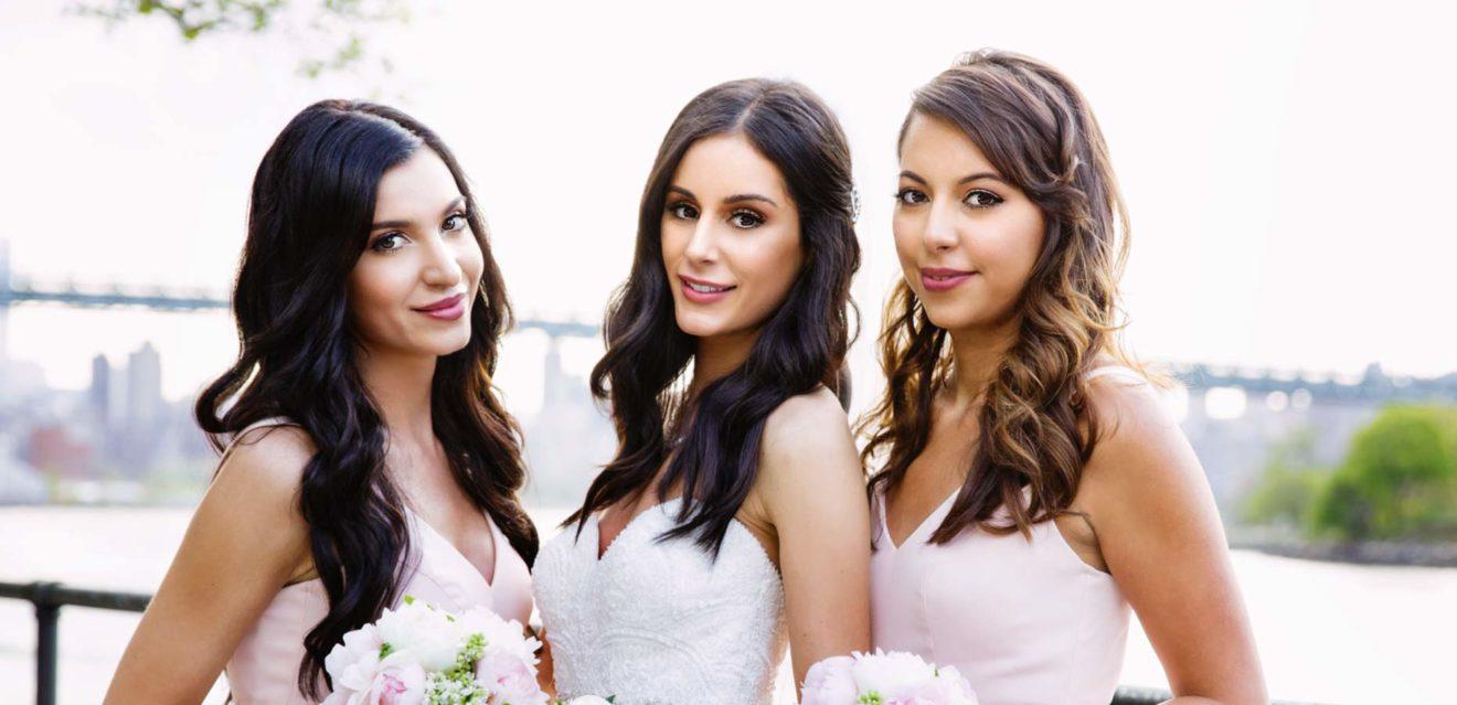 Foundry-Wedding-Bride-and-Bridesmaids