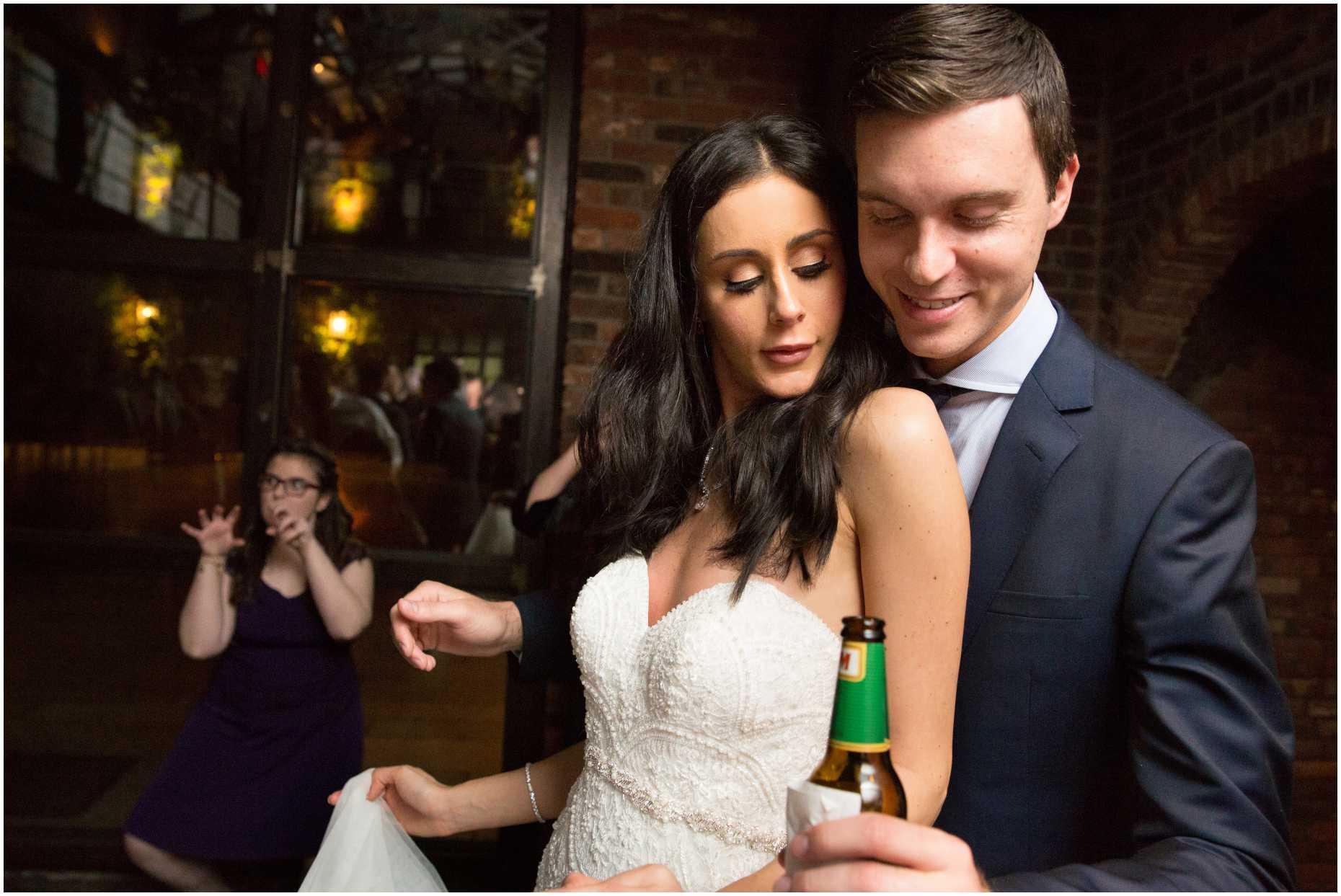 Foundry Long Island City Wedding
