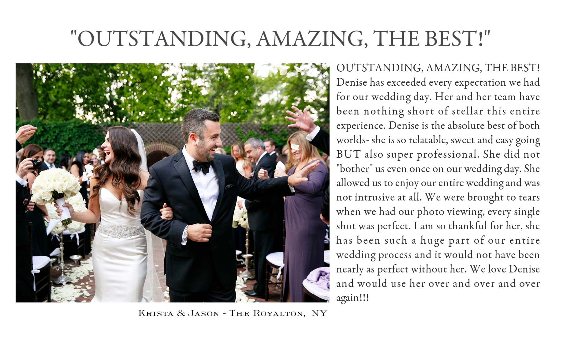 Modern Wedding Photography Reviews